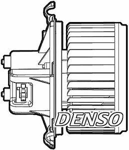 DENSO CABIN BLOWER FAN / MOTOR FOR A FIAT DUCATO BOX 3.0 100KW