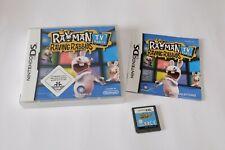 Rayman Raving Rabbids TV Party Nintendo DS