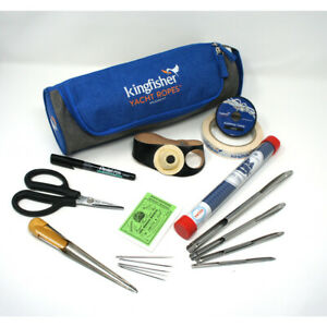 Kingfisher YACHT splicing kit complete with storage tool bag, (RRP £125)