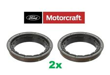 (2) Motorcraft Rear 10.5 Axle Wheel Bearing Seal Left & Right for Ford F250 F350