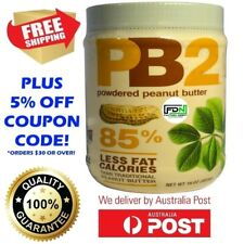 PB2 Natural Powdered Peanut Butter 453g 85% LESS FAT Bell Plantation PB+ POWDER