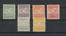 FALKENSEE, 1945 Ortswappen 1-6 *, (28430)