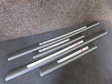 Original Audi A6 4F Set Einstiegsleisten S LINE SLINE Türleisten 4F0853375E GL