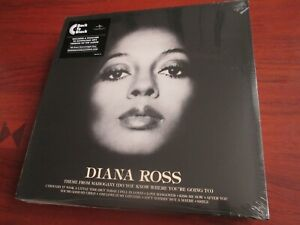 Diana Ross - Diana Ross [180 GRAM VINYL LP RECORD] NEW AND SEALED