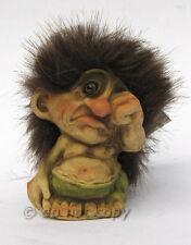 weinender Troll Norwegen,  crying NyForm Troll  Norway, Figurine