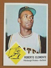 Roberto Clemente 1963 Fleer Pittsburgh Pirates HOF #56
