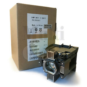 Genuine Projector Lamp Module for HITACHI DT01871