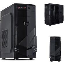 PC Gehäuse B-30 ATX, µATX MidiTower Case USB 2.0 ohne Netzteil w/o PSU
