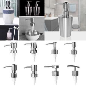 Sapone Pompa Ugello Liquido Lozione Schiuma Dispenser Ricambio Shampoo Barattolo