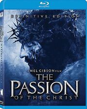 The Passion Of The Christ (Definitive Edition) [Blu-ray] *BRAND NEW*
