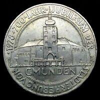 1978 AUSTRIA 100 Schilling Silver Coin. KM#2938