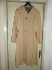 Trench Capalbio Soprabito Scansano Beige Uomo/Man Nuovo/New Tg.50 Made In Italy