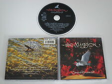 THE MISSION/CARVED IN SAND(MERCURY 842 251-2) CD ALBUM