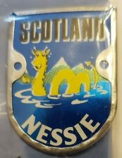 Scotland-Loch Ness-Nessie,Stocknagel, Hiking Medallion, Badge, Shield New GP1-3