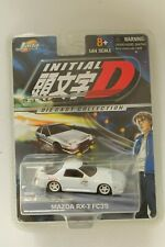 Initial D Mazda RX-7 FC3S Jada Toys 1:64 Scale Red Suns