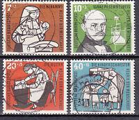 BRD 1956 Mi. Nr. 243-246 TOP Vollstempel Gestempelt LUXUS!!! (20930)