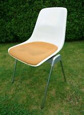 Lübke Set Line Design Stuhl 70er Konrad Schäfer Setline vintage retro