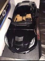 1:18 maisto Corvette Stingray American Muscle Sports Super Car Rare Colour