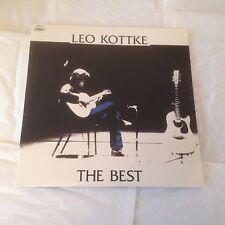 Leo Kottke - The Best - USA Double LP Vinyl - Folk, Blues Guitar