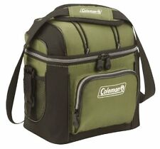 Lunch Box 9 Can Soft Cooler Hard Liner Coleman Food Storage Camping Bag NEW