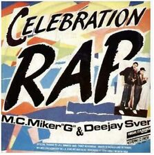 DISCO 33 GIRI   MC Miker G. & DJ Sven- Celebration Rap