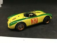 Porsche spyder 550 SOLIDO 1/43 original n°101  pas atlas modéle amélioré