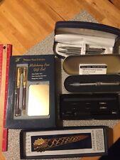 Bill Blass Pen And Pencil Set Aaleko Pen Bonus Letters Opener