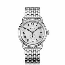 Rotary GB05335-21 White Canterbury Wristwatch