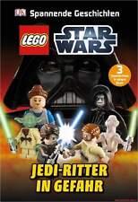 Fachbuch LEGO® Star Wars™, Jedi-Ritter in Gefahr, Spannende Geschichten, NEU