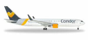 Herpa Wings 527521-001 Condor Boeing 767-300ER 'Sunny Heart' 1/500 Scale Model