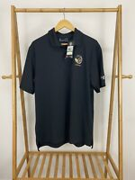 NWT Under Armour Men's Altimyze Heatgear Loose Fit Polo Shirt Size L