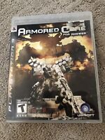 Armored Core: For Answer (Sony PlayStation 3, 2008)