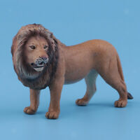 Realistic Plastic Wildlife Lion Learning Party Favors Toy for Boys Girls Kid