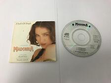 "Cherish (Extended Version) 2003 by Madonna RARE CD 3"" 075992132626"
