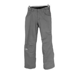 The North Face Womens Pants Ski Snow Winter Waterproof DryVent Gray Small S
