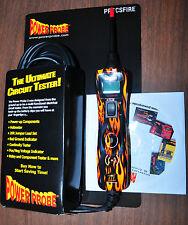 Power Probe 3 III PP3CS-Fire  Powerprobe III With Voltmeter and  CD.