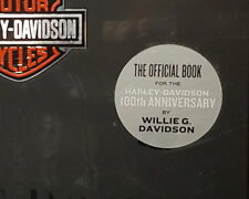 SEALED 100 YEARS OF HARLEY DAVIDSON HARDCOVER BOOK 100TH ANNIVERSARY NEW