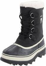 Sorel Women's Caribou Boot, Black Stone, Choose Size