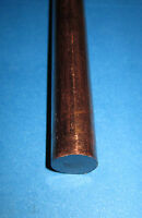 ".1875/"" C101 COPPER ROUND ROD 3//16/"" DIA X 24/"""