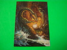"KEN BARR ""THE BEAST WITHIN"" PROMO CARD NO#"