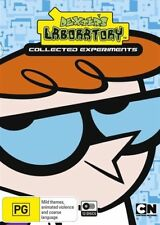 Dexter's Laboratory - Collected Experiments (DVD, 2017, 12-Disc Set)