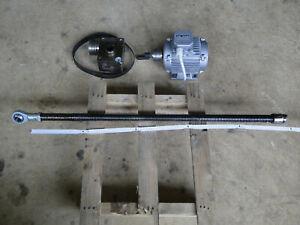 Spindelhubgetriebe Hubgetriebe Winkelgetriebe NEFF MULI 3    KFM Motor 1,1KW