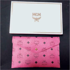 MCM Multi-purpose Pouch Pink in Box Promo Gift New