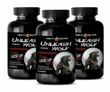 ageless male enhancement - Unleash Your Wolf 2170mg (3) - panax ginseng root