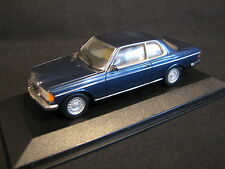 Minichamps Mercedes-Benz W123 280 CE  1:43 Blue (JvM)