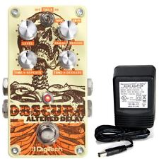 Digitech Obscura Altered Delay pedal w/ 9v power supply $0 shipping