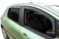 DPE26119  Wind Deflectors PEUGEOT 307 5 DOOR HTB  2001-2008 4 pcs HEKO Tinted