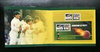 MAD430) Australia 2007 HOWZAT Ashes Win Stamp Pack MUH