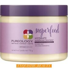 Pureology Hydrate Superfood Hair Treatment 6oz Luxury hair care. > Fast Shipping
