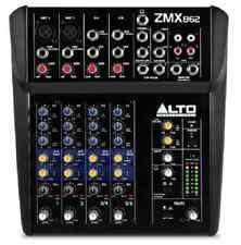 Mixer ALTO Zephyr ZMX862    6 canali (due mono + due stereo)